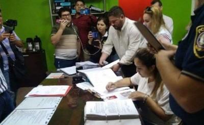 Allanan Junta Municipal e Intendencia de Ciudad del Este