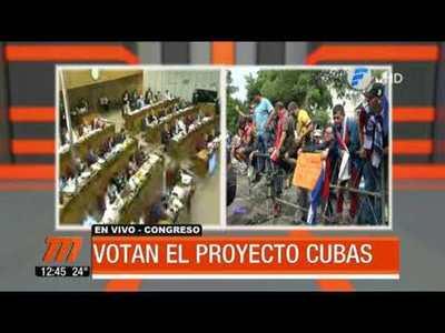 Rechazaron el Proyecto de Payo Cubas