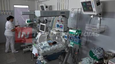 PIDEN HABILITAR TERAPIA INTENSIVA EN EL HOSPITAL PEDIÁTRICO.