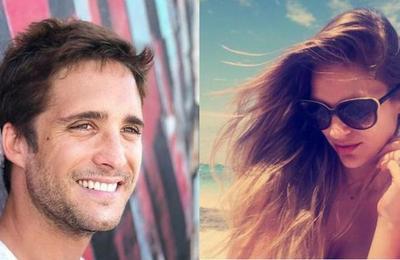 La modelo chilena que le robó el corazón a Diego Boneta