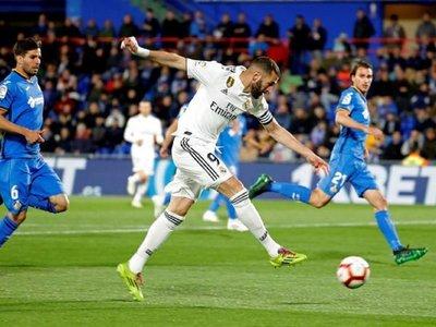 Real Madrid empata y se mantiene en puestos de Champions