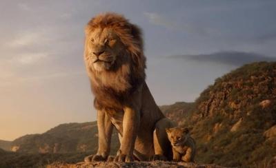 """HOY / """"El Rey León"""":  revelan las 5  fotos inéditas del film y que  ya impactan en el público"""