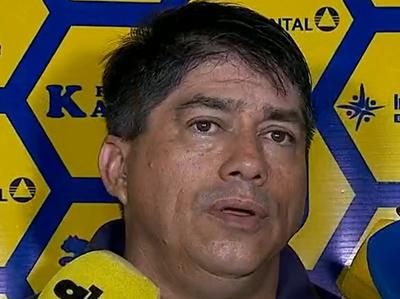 """""""Fallamos nuevamente"""", dijo Roberto Torres"""