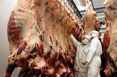 Competencia y bajo precio del ganado inciden en exportación