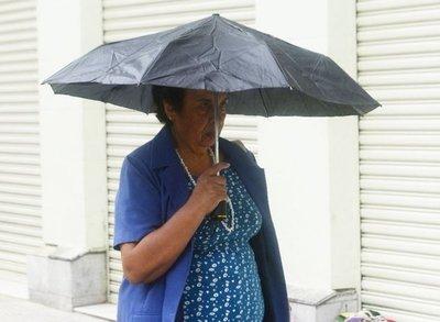 Anuncian lluvias y tiempo inestable para hoy
