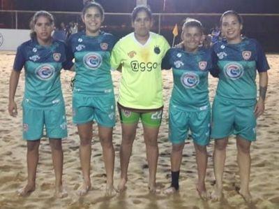 Areguá y Nacional en la final
