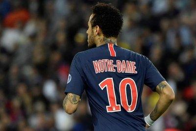 Neymar quiere jugar en Flamengo y Santos