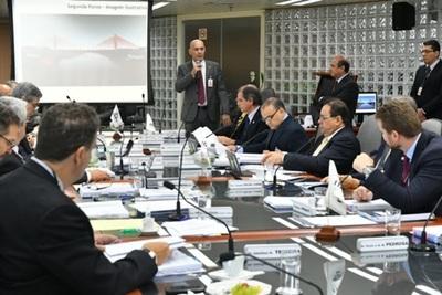 APRUEBAN DESEMBOLSOS PARA SEGUNDO PUENTE