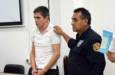 Condenado a 12 años de prisión por robo con resultado de lesión grave