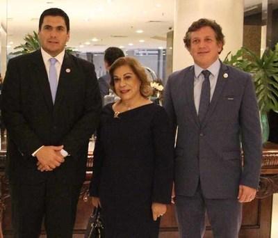 Ministra de Corte participa en acto por el día mundial de la Propiedad Intelectual