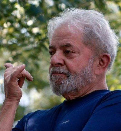 """Lula: Brasil es gobernado por una """"banda de locos"""