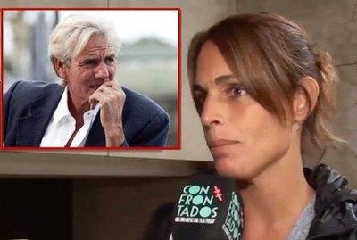 """Novia de Sergio Denis: """"No fue un accidente"""""""