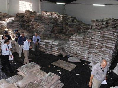 Incautan de 200 toneladas de azúcar que sería de contrabando