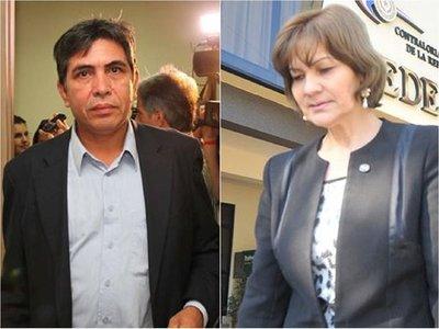 Caso secretaria vip: Elevan a juicio oral y público a ex contralores