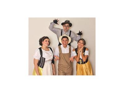 Comedia y obras infantiles suben a la escena teatral