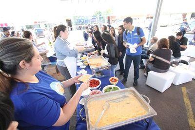 """Implementarán """"cantinas saludables"""" en escuelas de Ypacaraí"""