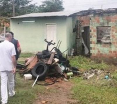 Intervienen Hospital Distrital de Limpio por mala gestión de residuos