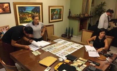 Envían a Viñas Cue a director de Detave, tras caer con coima de US$ 2.500 en su propia casa