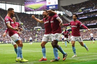 Histórico triunfo del West Ham
