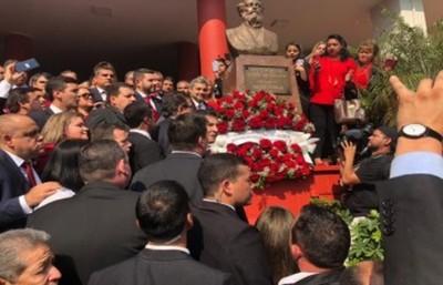 Alliana anuncia que HC acompañará pedidos de desafueros y de pérdida de investidura de legisladores vinculados con hechos de corrupción