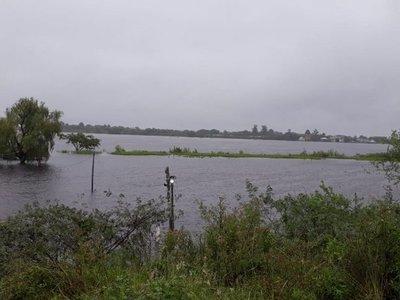 Lluvias agravan situación de Alberdi