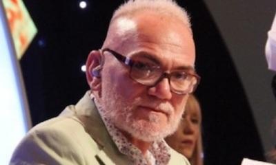 "Luis Calderini criticó a los artistas con ""Aspecto sucio"""