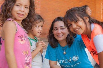 Representante de Unicef culminó misión en Paraguay