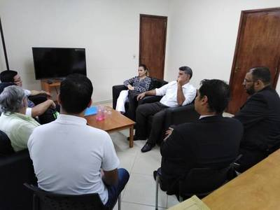 Fiscal electoral asistió a una reunión organizativa para las elecciones