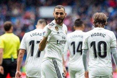 Real Madrid perdería a su goleador