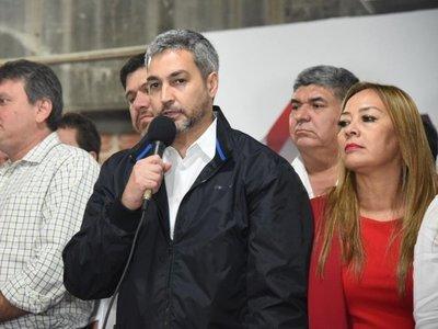 Mario Abdo advierte sobre proyectos populistas, demagógicos e irresponsables