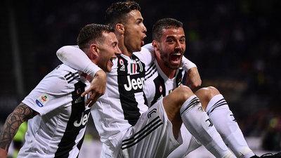 La Juventus empata con el Inter en el 'derbi italiano'