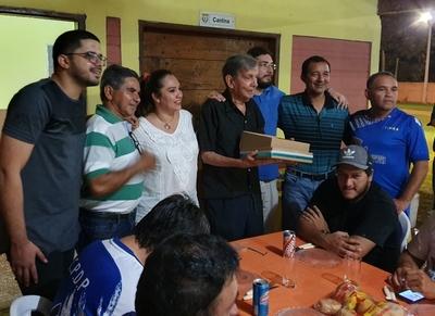 SPP de Concepción homenajea a fundador de la filial