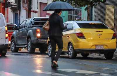Domingo fresco y precipitaciones aisladas anuncia Meteorología