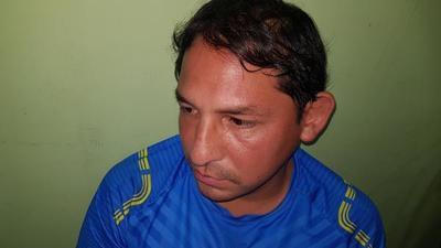 Capturan a microtraficante que vendía cocaína en zona inundada