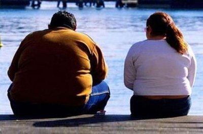 Casi 60% de los adultos, con exceso de peso