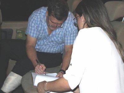 ¿Quién es Ramón Benítez? De comandante de la FTC a detenido por coima