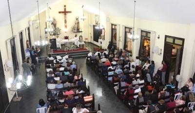 HOY / Con emotiva misa, conmemoran 60 años de la partida al cielo de Chiquitunga