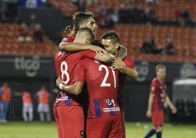 Sin sobresaltos, Cerro Porteño goleó a Nacional