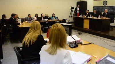 El juicio a Víctor Bogado entra en la etapa final de pruebas