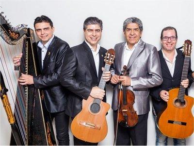 Fantásticos reúne a consagrados músicos en el Teatro Municipal