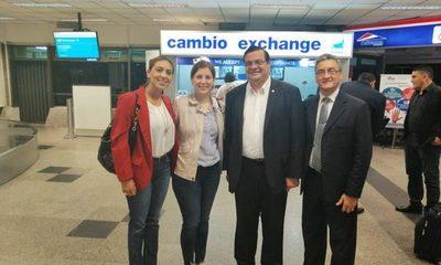 CEDDIS por primera vez en Paraguay
