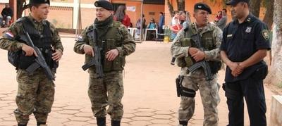 Coordinan tareas con la Policía Nacional en torno a la seguridad de las Elecciones Municipales