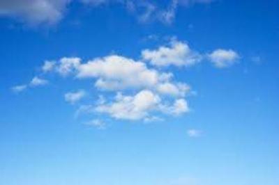 Anuncian buen clima hoy y lluvias mañana