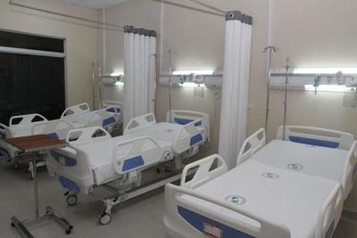 Habilitan modernas obras en clinica Yrendague del IPS
