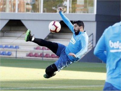 Barcelona regresa a los entrenamientos pensando en la Liga de Campeones