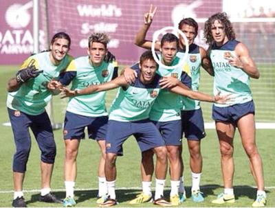Del Barcelona a la Liga de Concepción