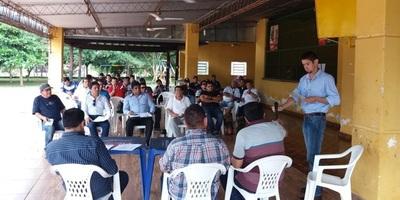 El Club Dorado con nueva comisión directiva