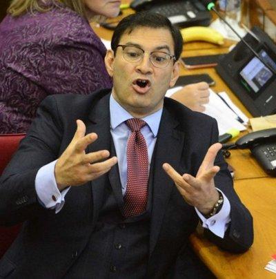 Senado desconvocó juicio a Garay Zuccolillo