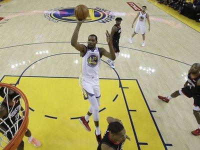 Kevin Durant, la versión moderna de Michael Jordan, en los playoffs de la NBA