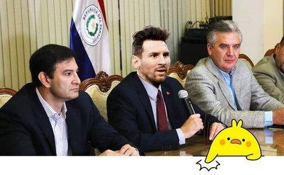 Messi, Perú y el desbloqueo de listas.